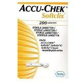 ACCU-CHEK SoftClix Lancet @200 [A50014] - Alat Ukur Kadar Gula